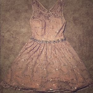Sparkly dress great for party's and dances